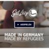 Crowdfunding Hinweis: Get Lazy